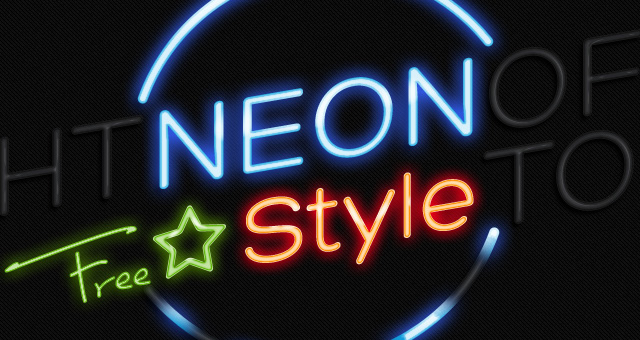 psd-neon-text-effect