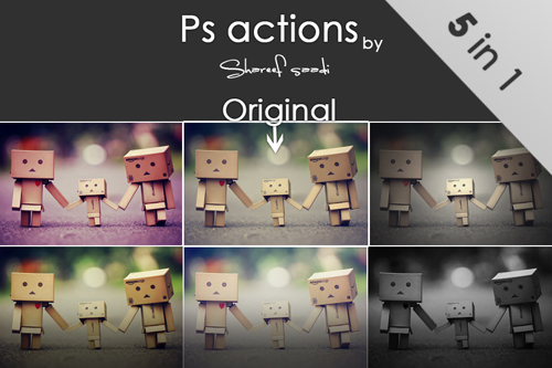 ps actions by shareef